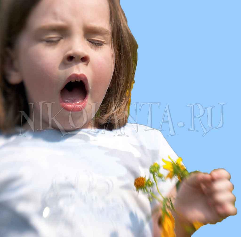 Передаётся ли аллергия по наследству